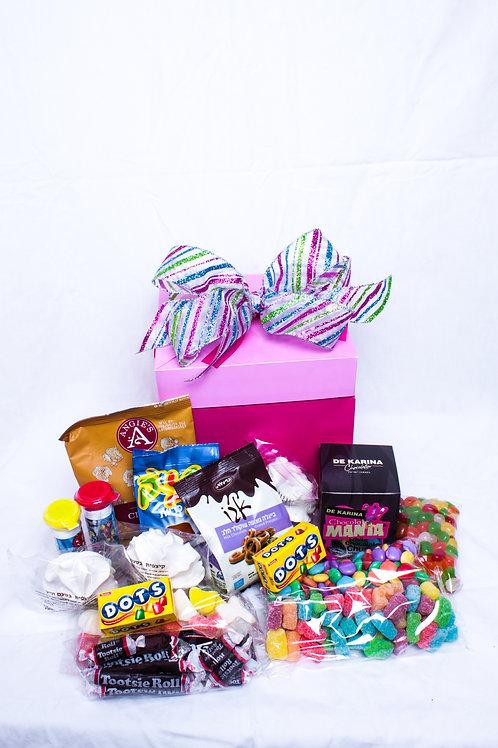 Pink fun box