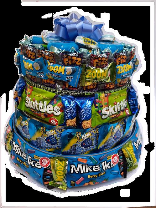Candy Cake - Blue