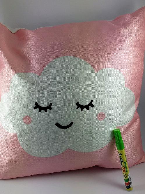 Signing Pillow