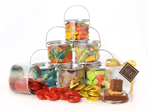 Chanukah Candy Carnival