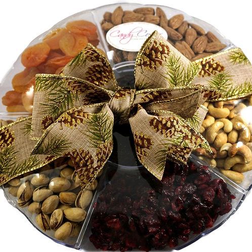 Nuts & Dried Fruit Tray
