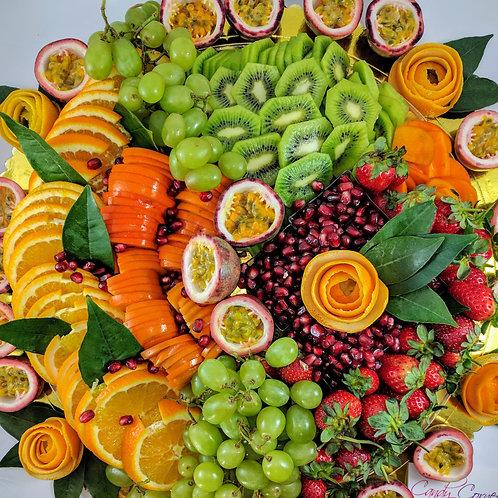 Deluxe Fruit Arrangement