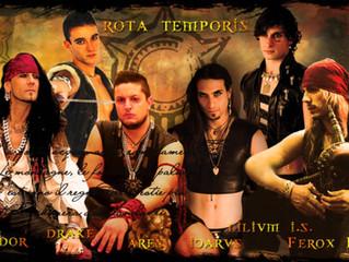Gli austriaci Spinning Wheels e i Rota Temporis con Ardor dei Corvus Corax protagonisti del venerdì
