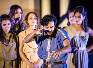 Il Teatro Storico d'Azione sbarca al Triskell accompagnato dalla musica dei Patricks