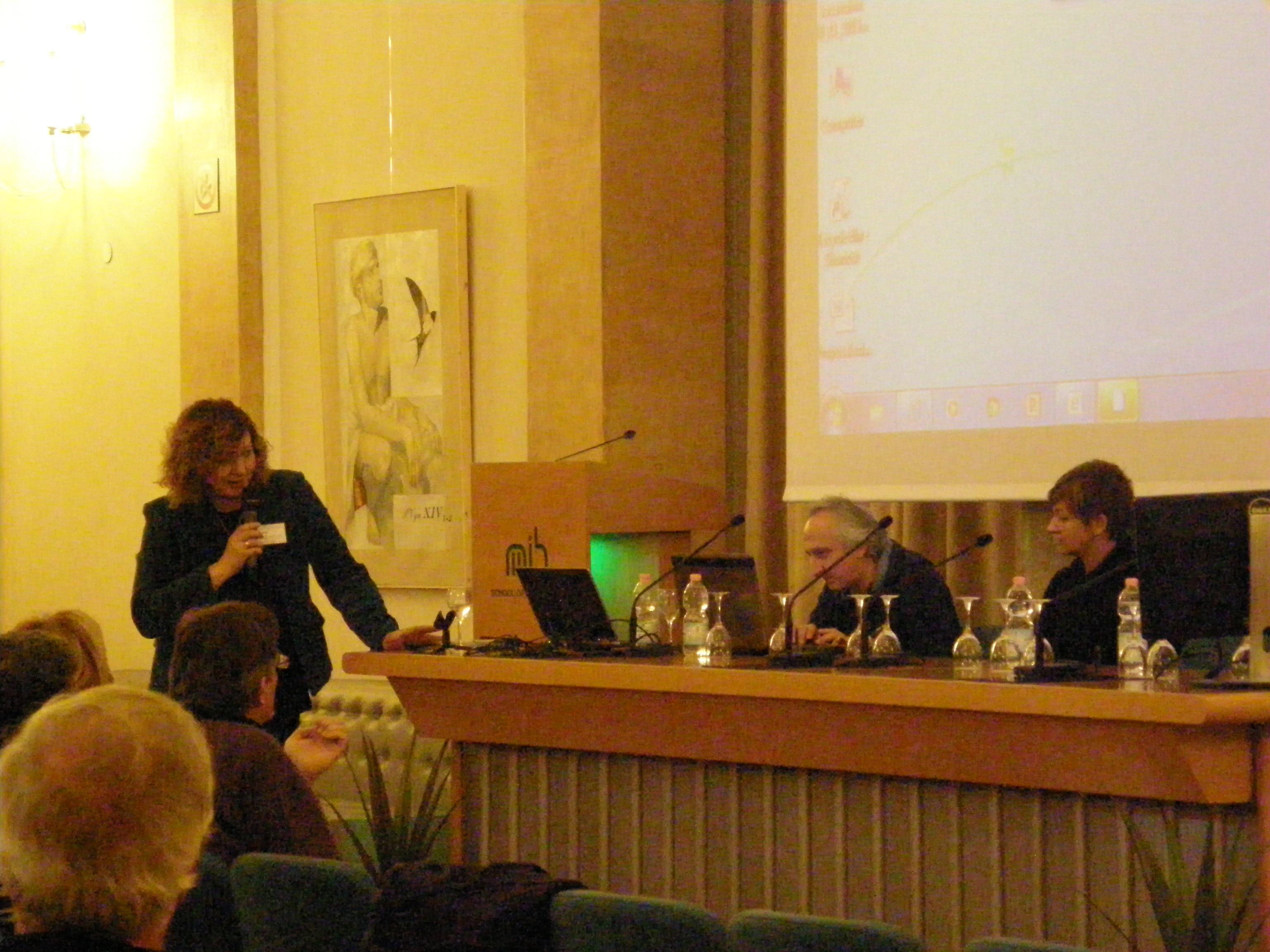 Daniele Gullà e Florentina Richeldi