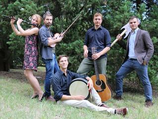 L'extreme irish music dei Wooden Legs apre una nuova settimana al Triskell