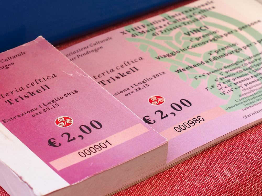 La lotteria celtica