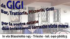 Pizzeria Gigi Trieste