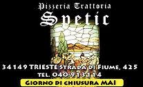 Spetic Trieste