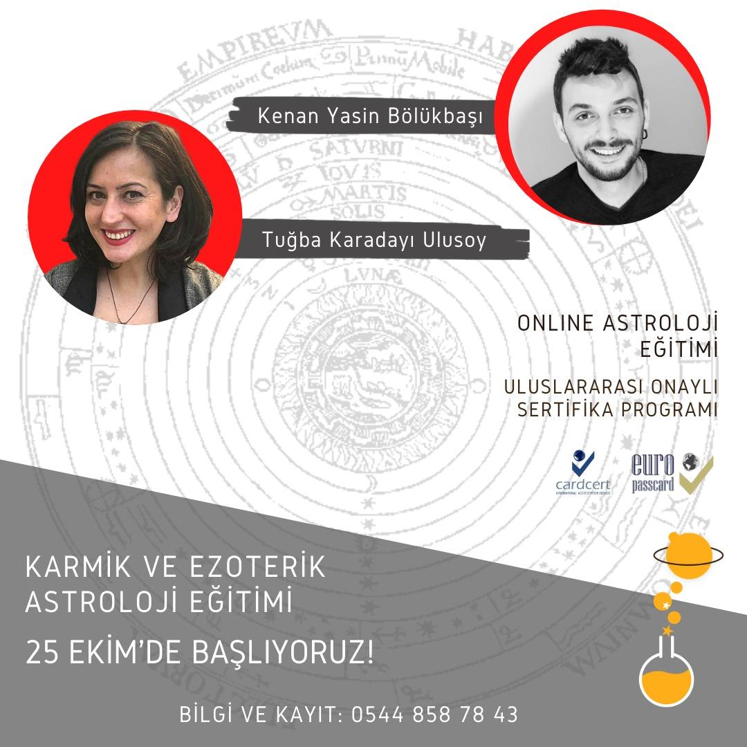 Karmik ve Ezoterik Astroloji