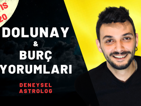 AKREP DOLUNAYI | 7 Mayıs 2020