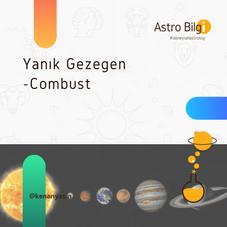 Astro Bilgi - Haritanızdaki Yanık Gezegen - Combust