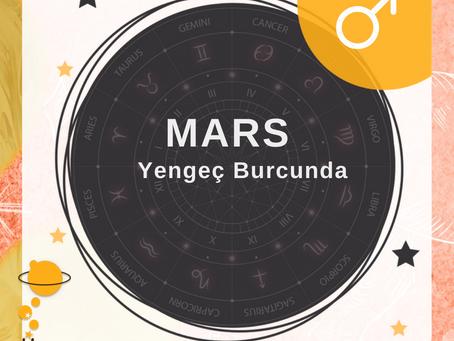 Mars Yengeç Burcunda...