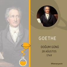 Johann Wolfgang Goethe - Astrolojik Bakış
