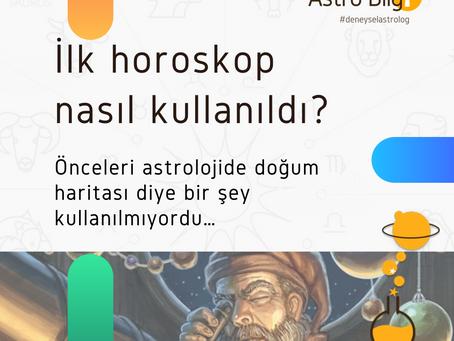 Astro Bilgi - İLK DOĞUM HARİTASI