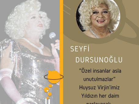 Seyfi Dursunoğlu - Huysuz Virjin Astrolojik Bakış