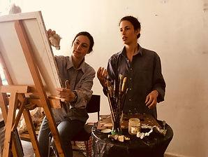 קורס ציור בצפרירים
