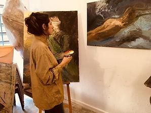 ארבעה עולמות של ציור