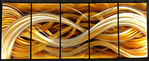 Gold Waves