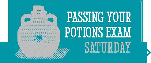 Potions Dallas Saturday