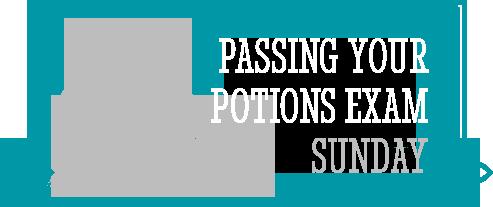 Potions Dallas Sunday
