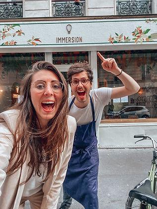 Immersion Paris Entrepreneurs