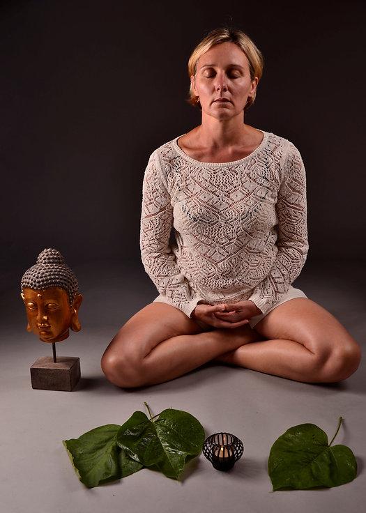 Sérénité et Méditation par Christelle Marande