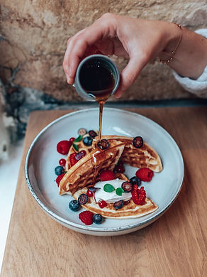 Sweet Waffle Immersion Paris