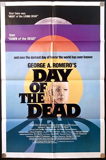Day of the Dead 1985 - SOLD