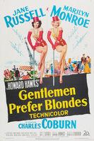 Gentlemen Prefer Blondes 1953 LINEN BACKED