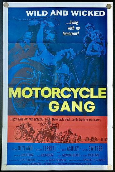 Motorcycle Gang 1957