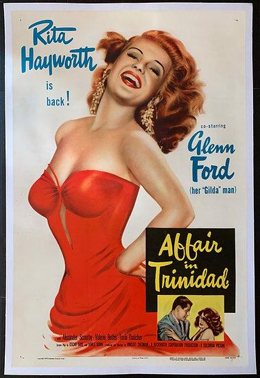 Affair in Trinidad 1952 - Style A