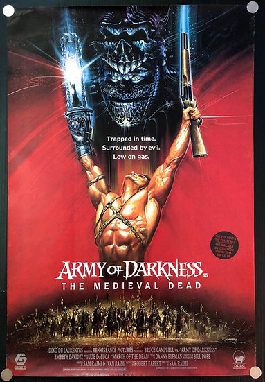 Army of Darkness 1992 - SOLD