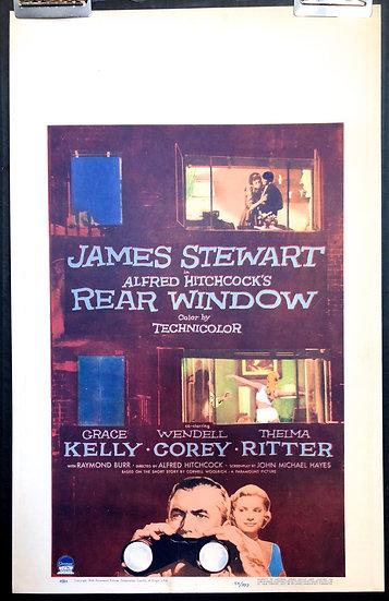 Rear Window 1954 - SOLD