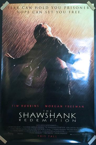 The Shawshank Redemption 1994 - SOLD
