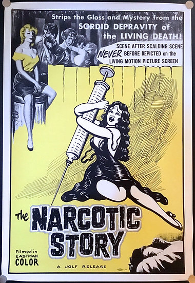 The Narcotic Story 1958