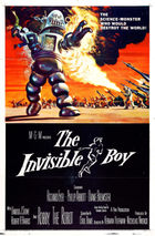 The Invisible Boy 1957