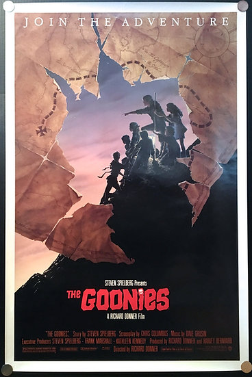 The Goonies 1985 - SOLD