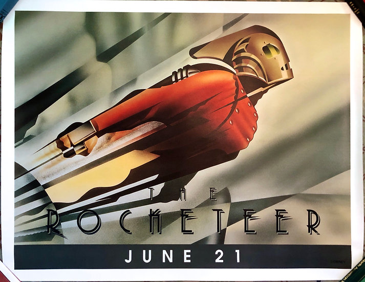 The Rocketeer 1991 - SOLD