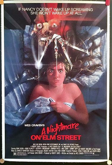 A Nightmare on Elm Street 1984 - SOLD
