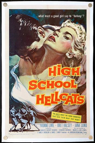 High School Hellcats 1958