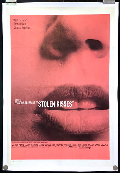 Stolen Kisses 1969