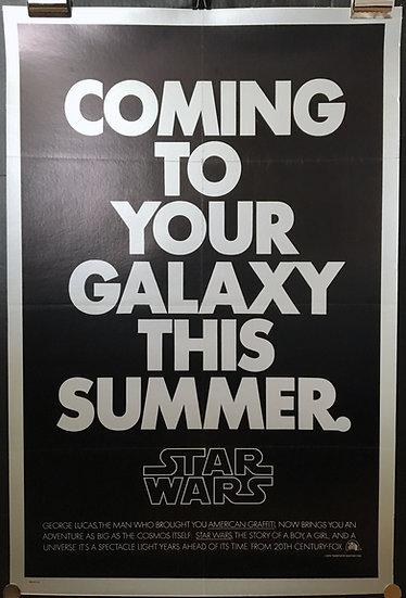 Star Wars 1977 - SOLD