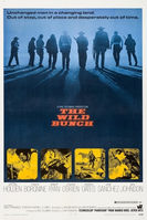 The Wild Bunch 1969 LINEN BACKED