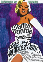 The Seven Year Itch R-1966 LINEN BACKED