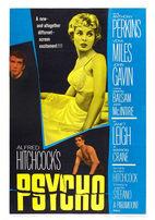 Psycho 1960 LINEN BACKED