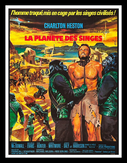 Planet of the Apes 1968 - SOLD