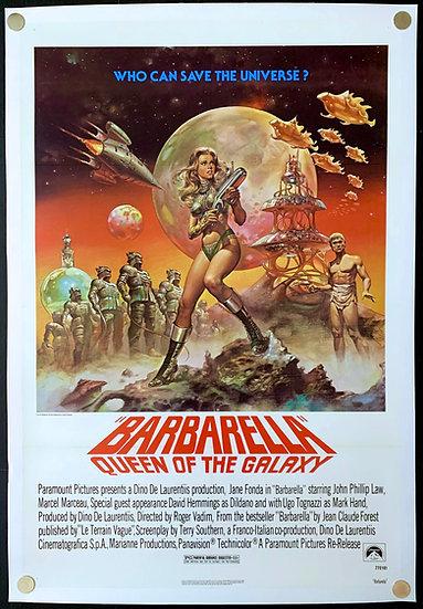 Barbarella R1977 - SOLD