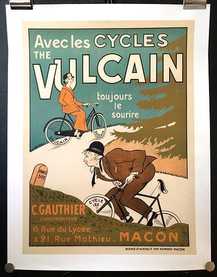 The Vulcain Cycle ca. 1900