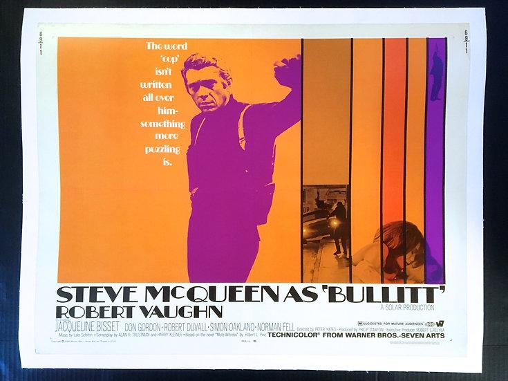 Bullitt 1968 - SOLD